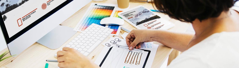Creación de Diseño gráfico