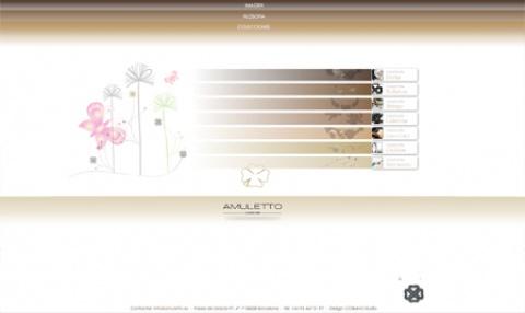 """Desarrollo de la tienda online """"Joyería RABAT - AMULETTO"""""""